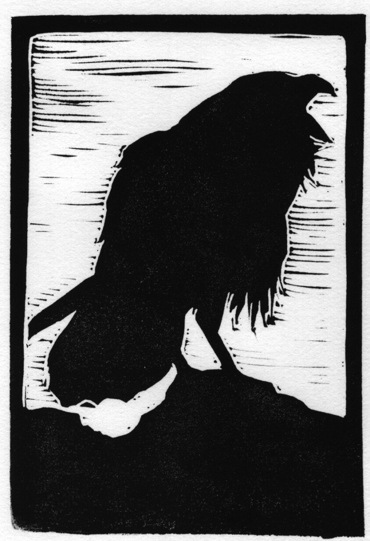 Screaming Crow